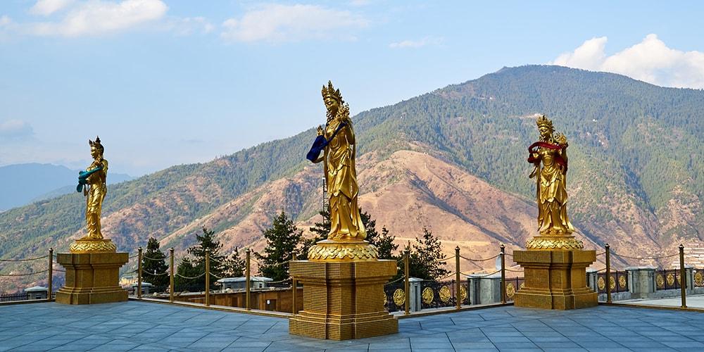 عاصمة بوتان وكل المعلومات عنها