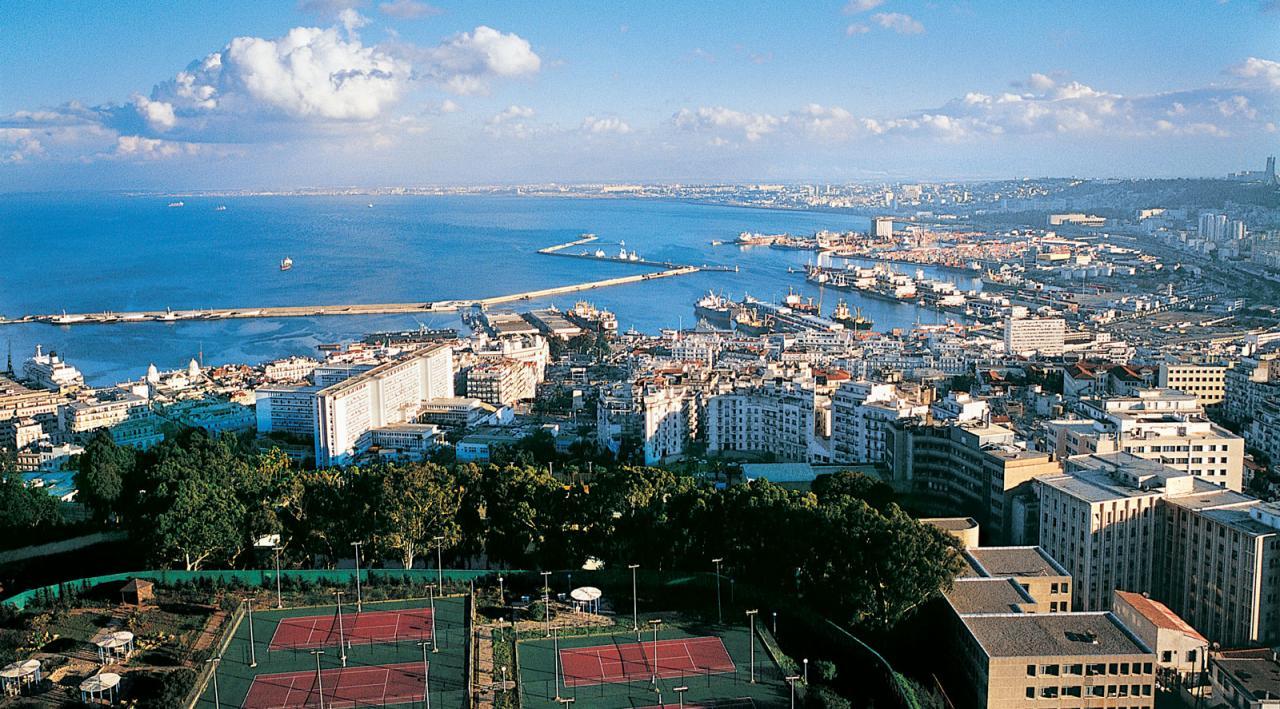 الجزائر عاصمة الجزائر