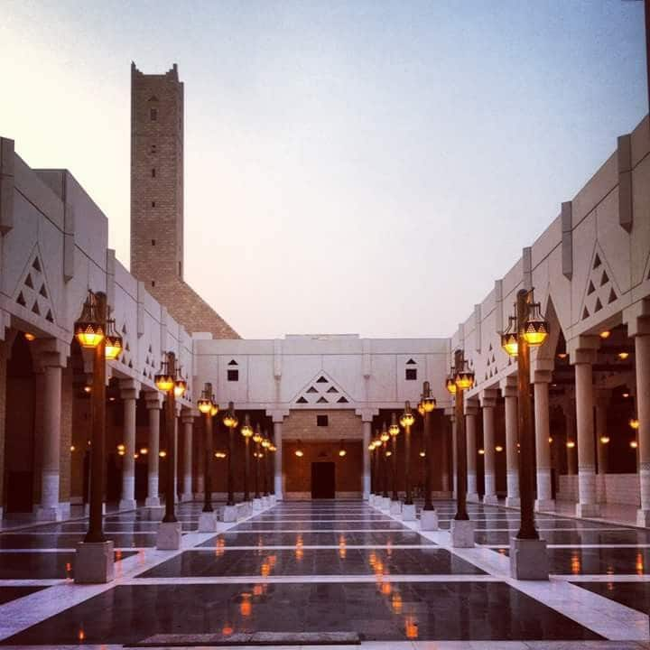 جامع الإمام تركي بن عبدالله