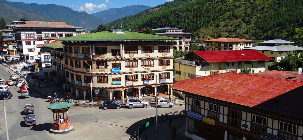 تيمفو عاصمة بوتان