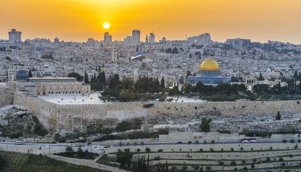 عاصمة فلسطين وكل المعلومات عنها