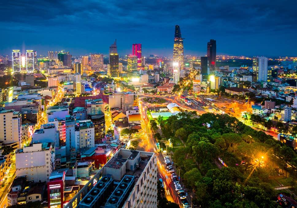 عاصمة فيتنام الجنوبية