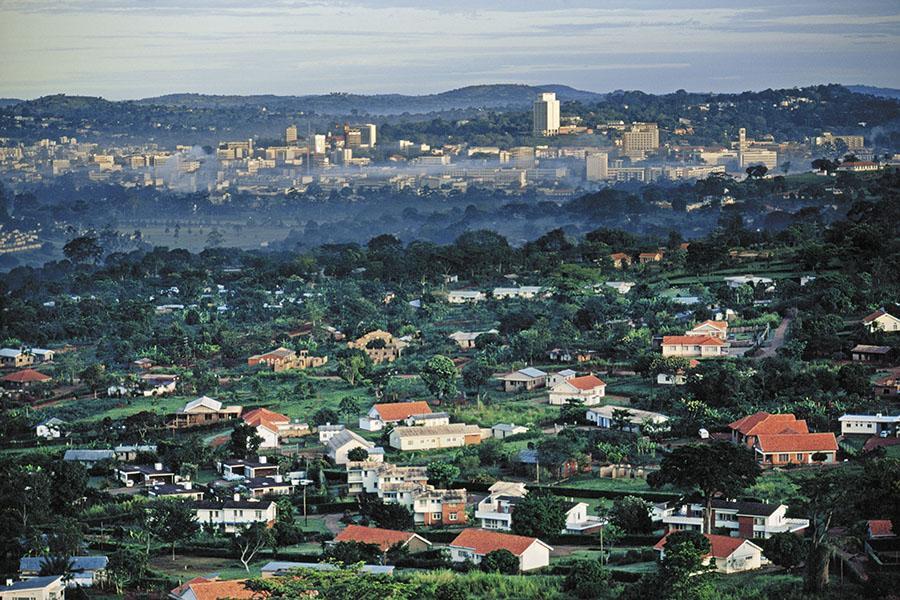 عاصمة أوغندا كامبالا