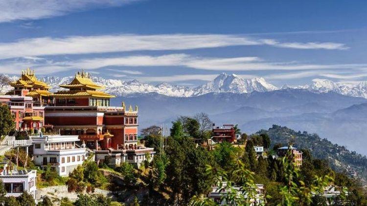 كاتماندو عاصمة نيبال