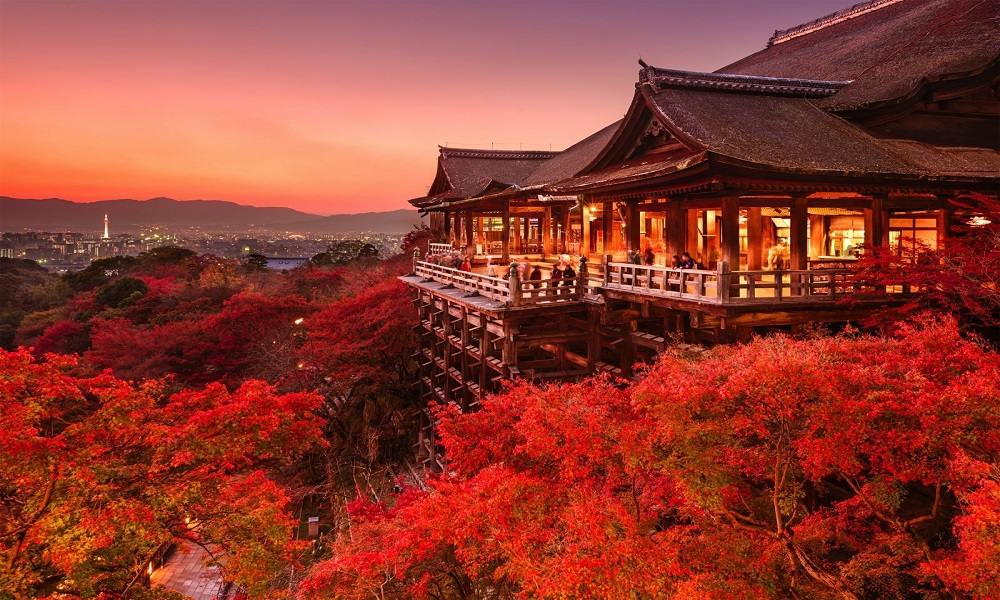 عاصمة اليابان قبل طوكيو