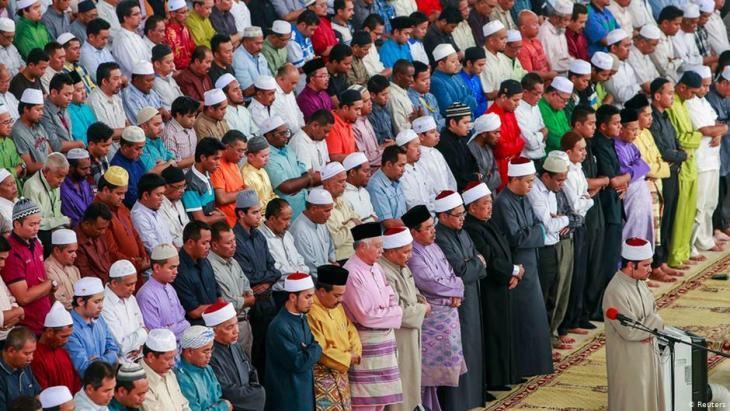 عدد سكان ماليزيا المسلمين