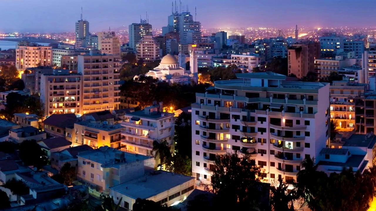 عاصمة السنغال داكار
