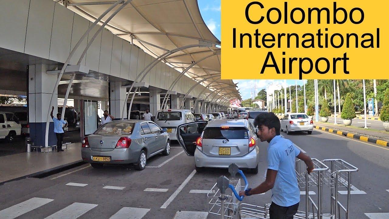 مطار عاصمة سريلانكا