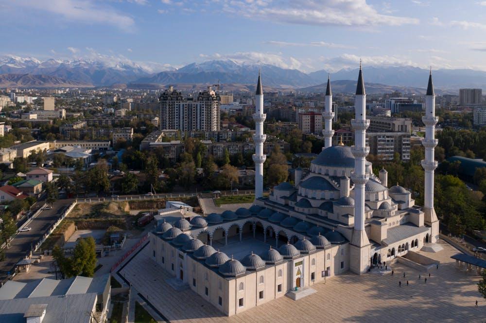 عاصمة قيرغيزستان وكل المعلومات عنها