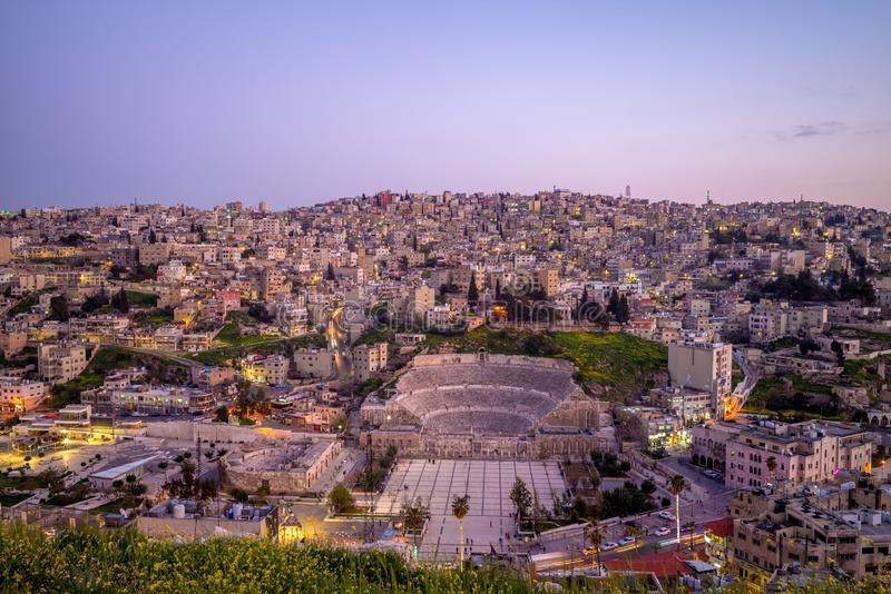عاصمةالأردن وكل المعلومات عنها