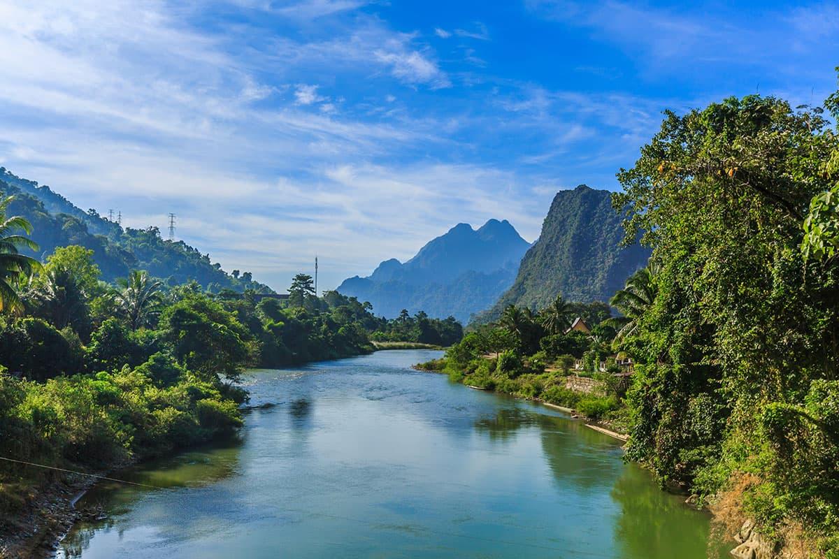 عاصمة لاوس وكل المعلومات عنها