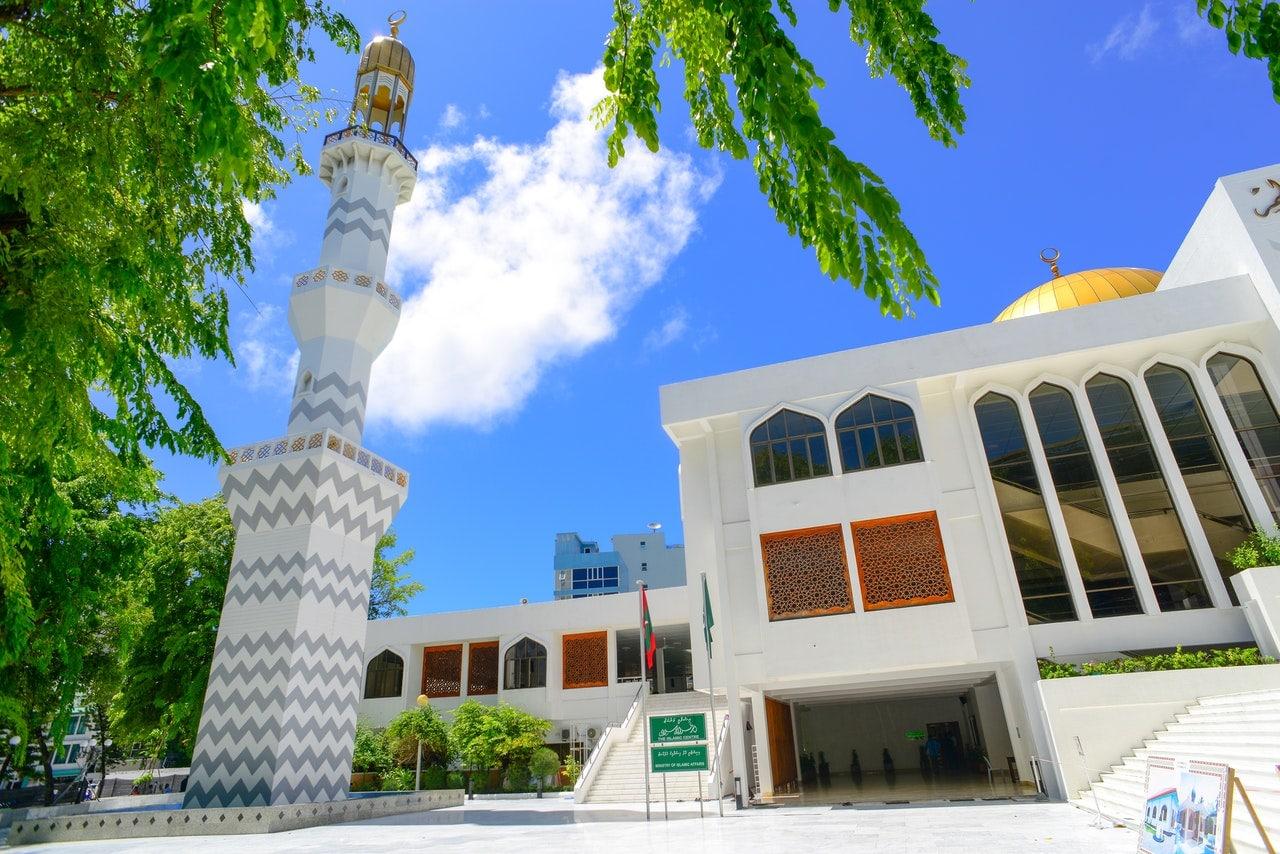 مسجد الجمعة ماليه