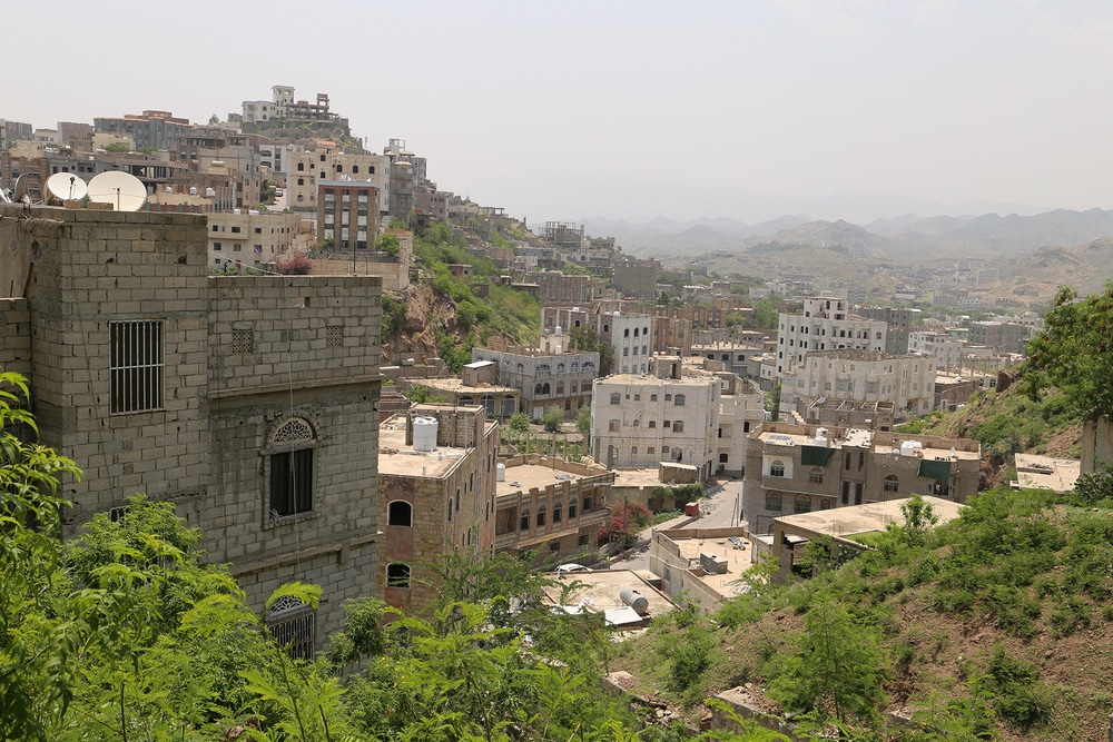 عاصمة اليمن قديماً