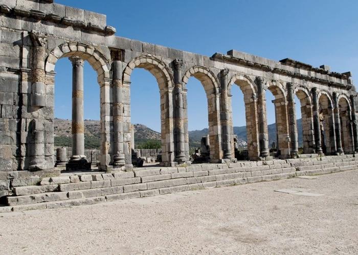 عاصمة المغرب قديما