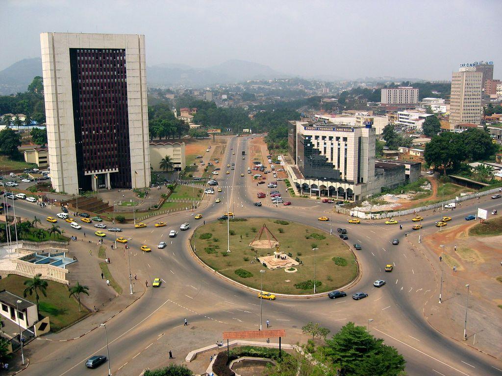 ياوندي عاصمة الكاميرون