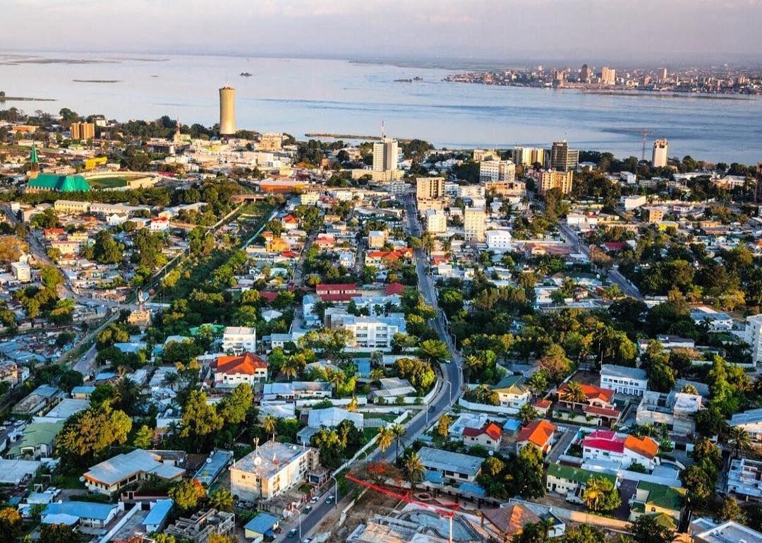 برازافيل عاصمة الكونغو