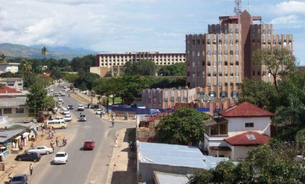جيتيجا هي العاصمة الحالية لبوروندي