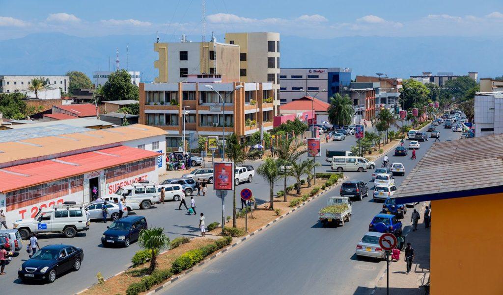 عاصمة بوروندي بوجمبورا