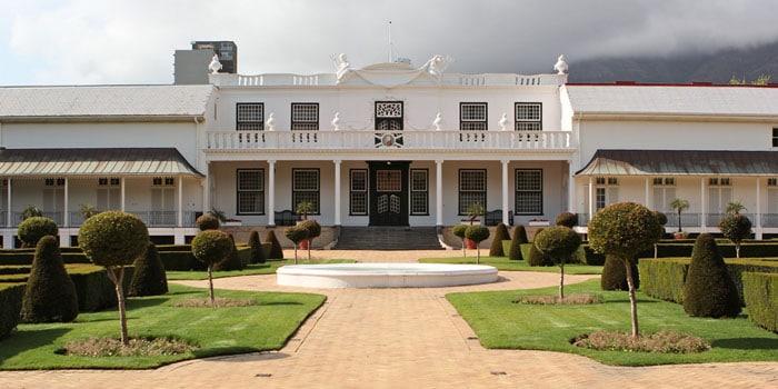 كيب تاون العاصمة التشريعية لجنوب أفريقيا