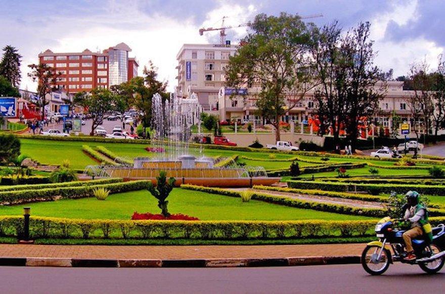 كيغالي عاصمة رواندا