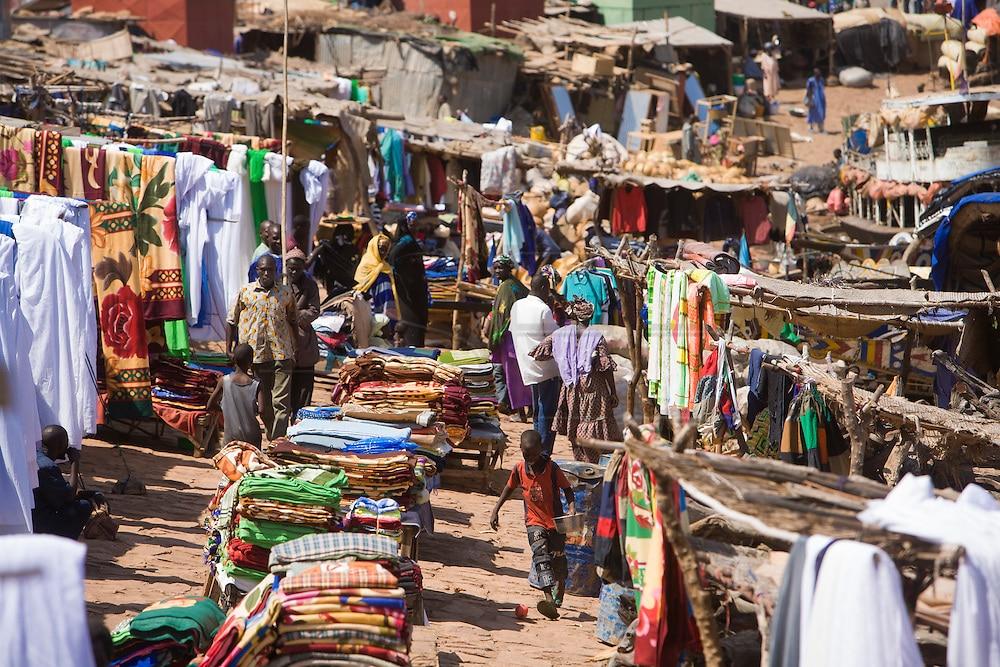 اقتصاد النيجر