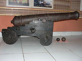 متحف القراصنة في مدغشقر