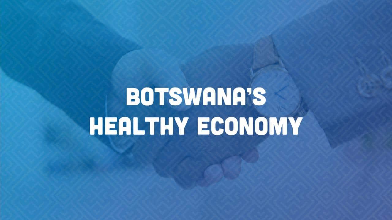 اقتصاد بوتسوانا