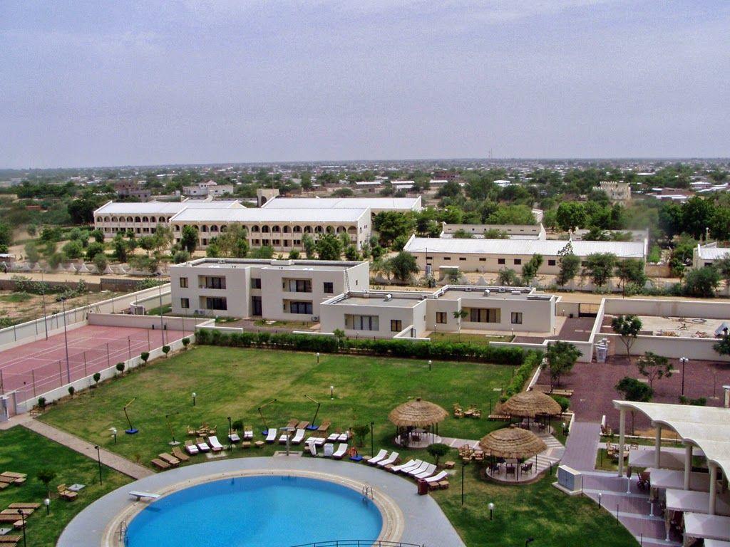 إنجامينا عاصمة تشاد