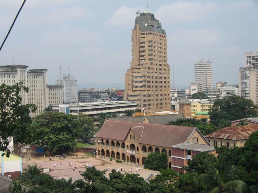 تقسيمات مدينة كينشاسا