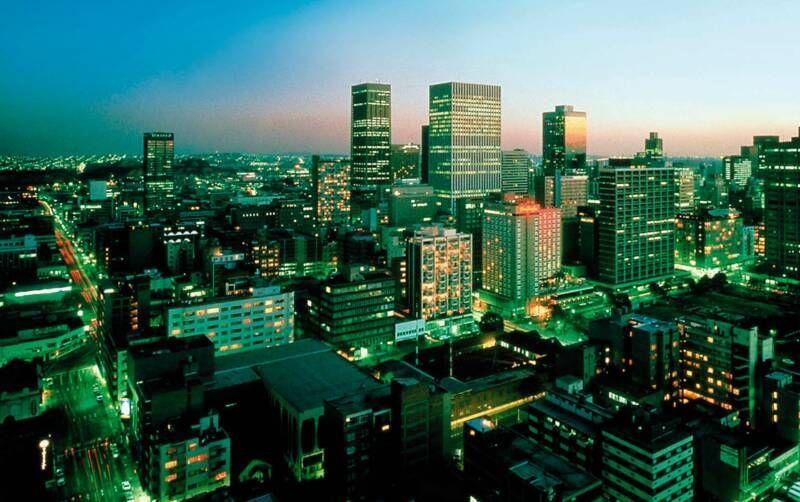 جابورون عاصمة بوتسوانا