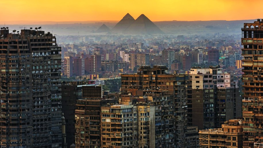عاصمة مصر وكل المعلومات عنها