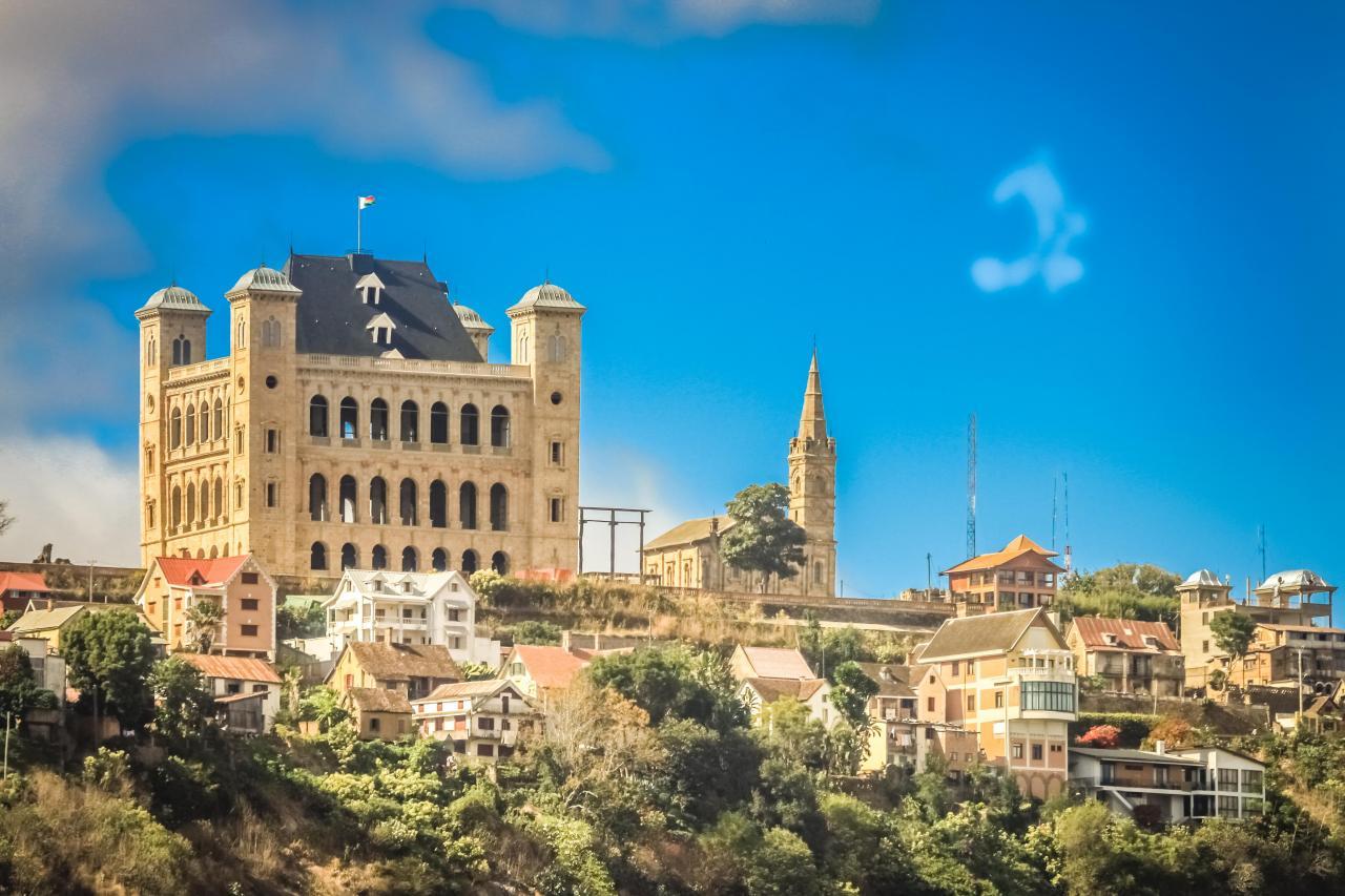 عاصمة مدغشقر وكل المعلومات عنها