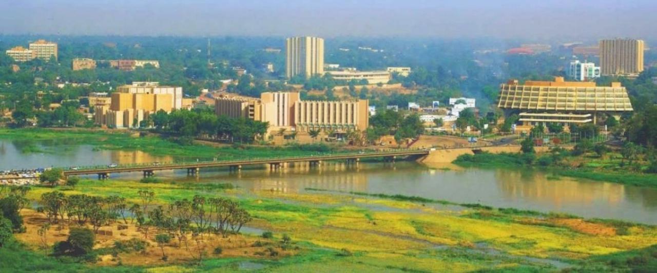 نيامي عاصمة النيجر