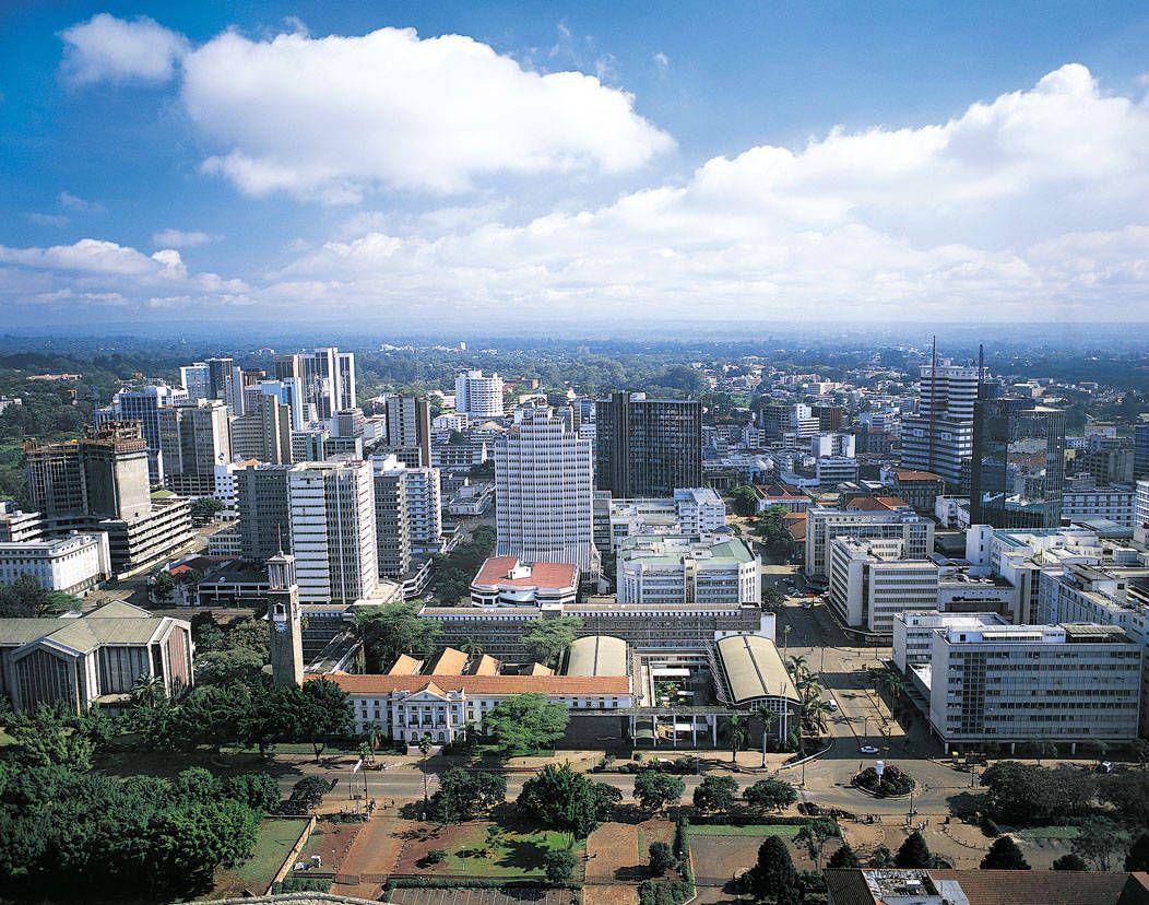 عاصمة كينيا وكل المعلومات عنها