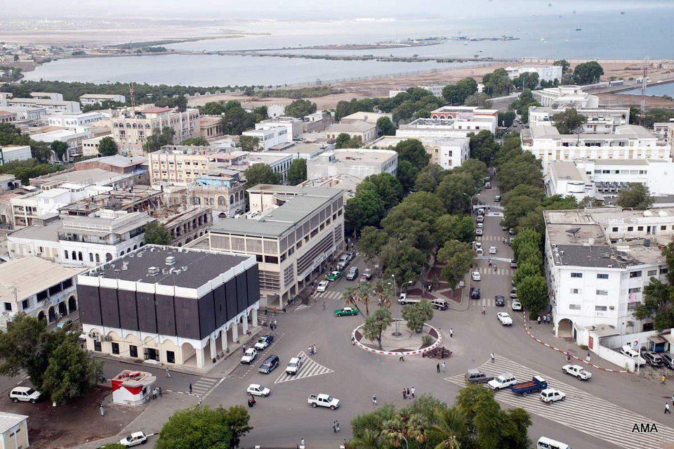 عاصمة جيبوتي (مدينة جيبوتي)