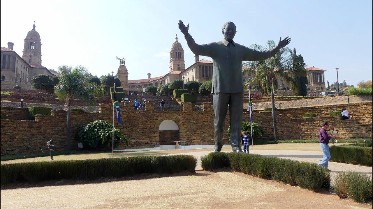 بريتوريا عاصمة جنوب أفريقيا الادارية