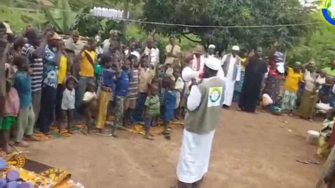 الإسلام في توغو
