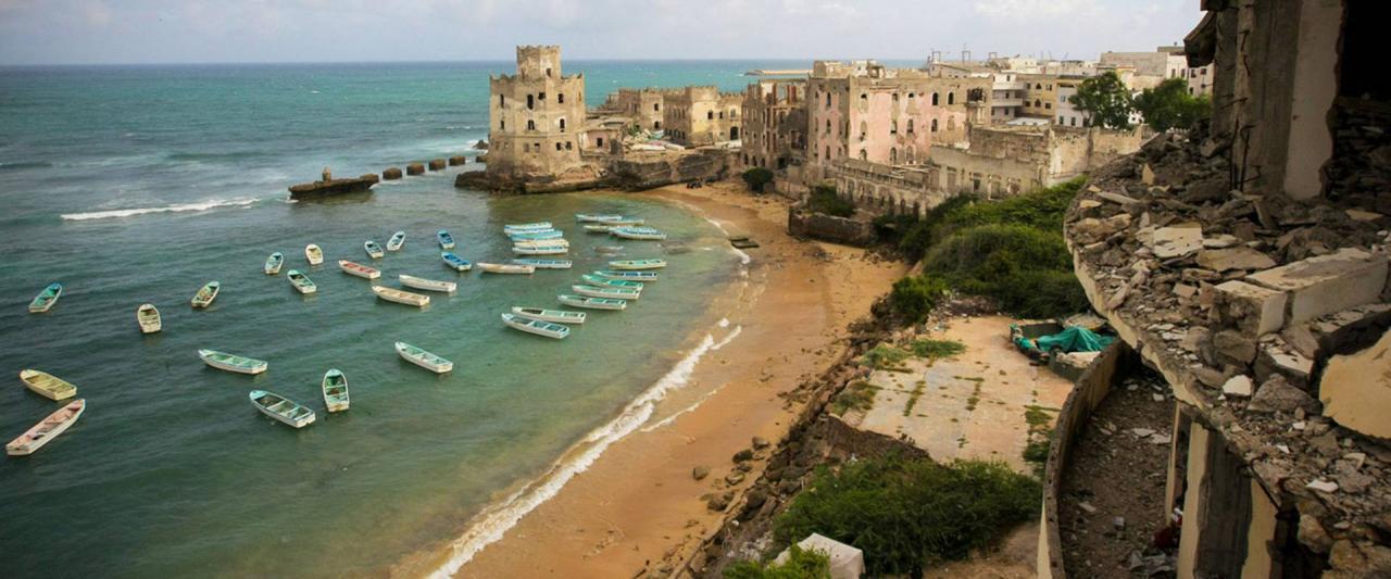 مقديشو عاصمة الصومال