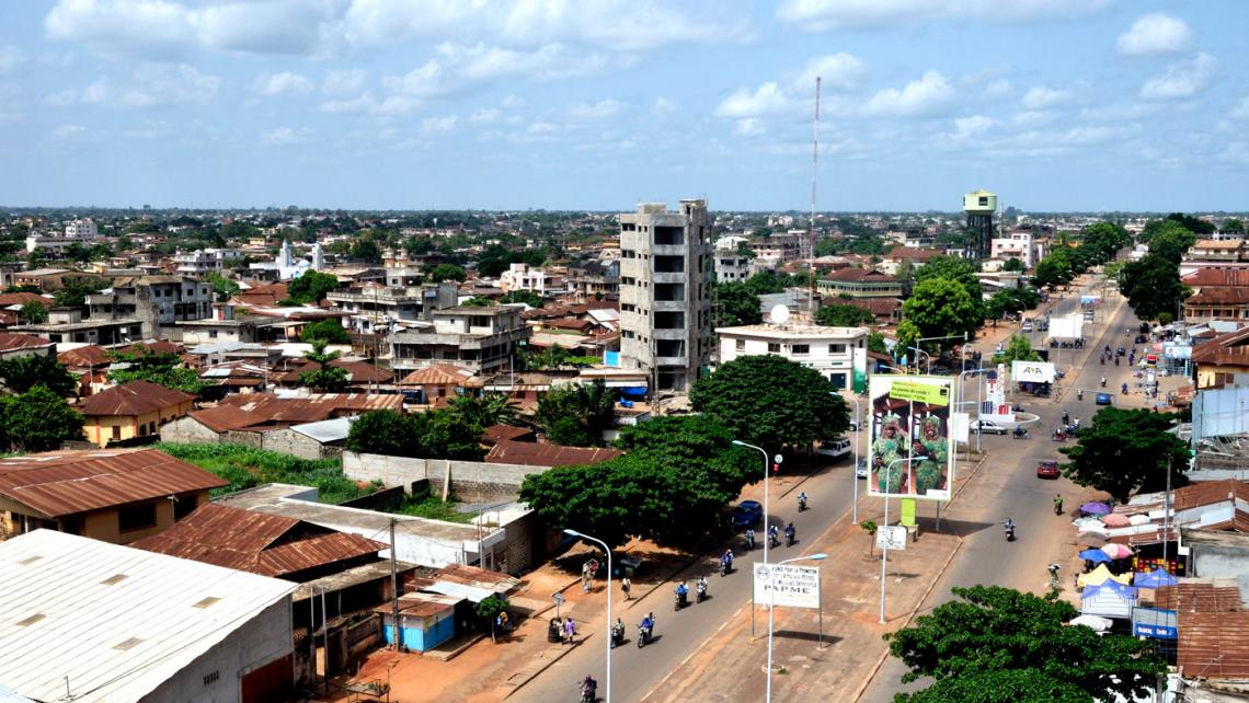 بورتو نوفو عاصمة بنين