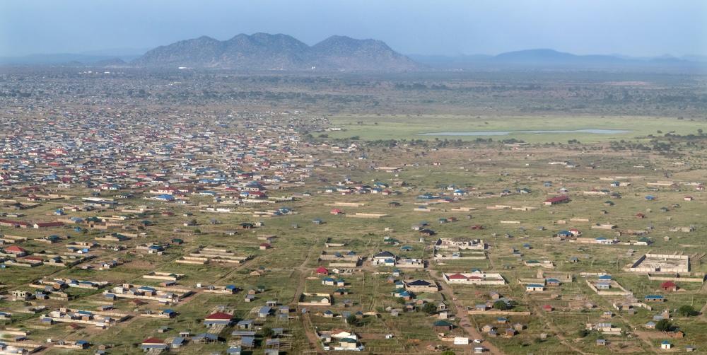 عاصمة جنوب السودان جوبا