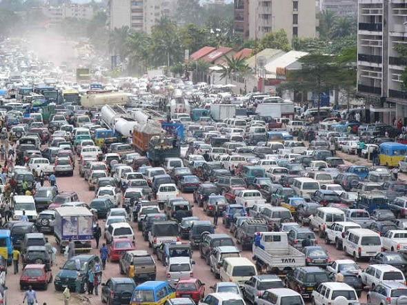 كينشاسا عاصمة جمهورية الكونغو الديمقراطية