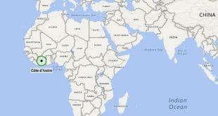 معلومات عن ساحل العاج (كوت ديفوار)