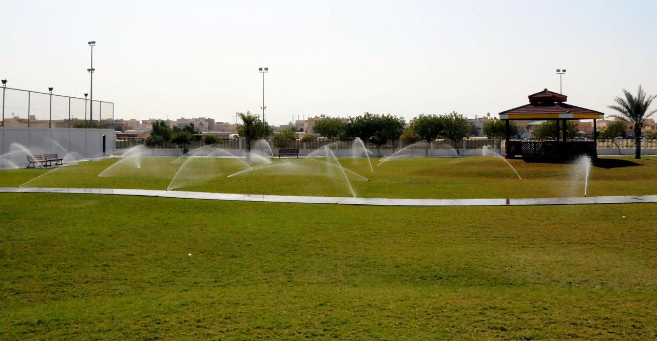 منتزه الشيخ علي التميمي