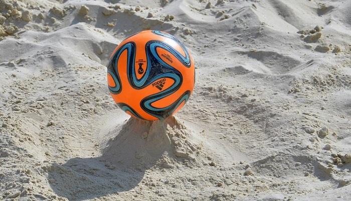 الكرة الشاطئية