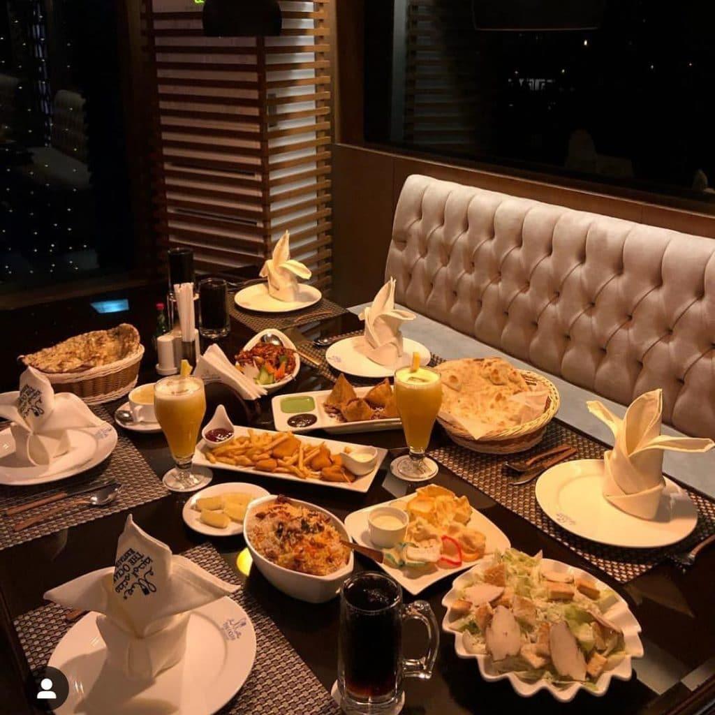 مطاعم في ينبع