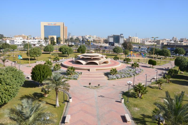 حديقة الأمير بن سعود