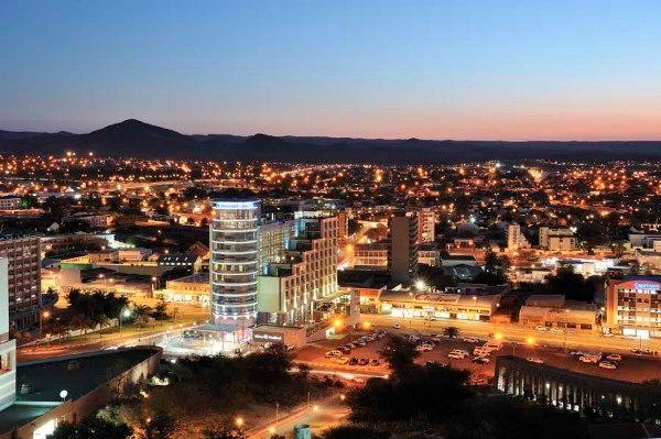 عاصمة ناميبيا