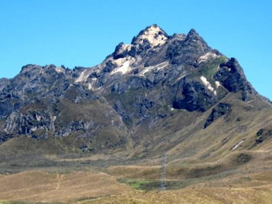 بركان بيشينشا