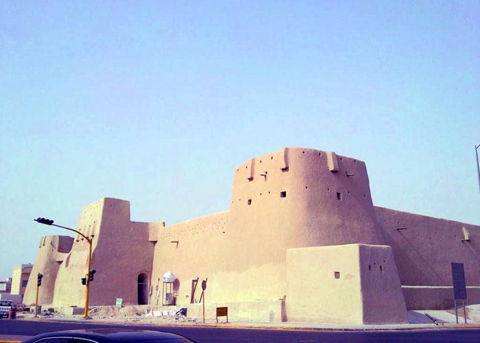قصر صاهود شاهد على حرب الأتراك والقبائل العربية في السعودية | | صحيفة العرب