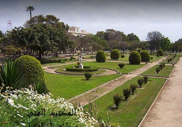 في الصورة جزء من حدائق أنطونيادس